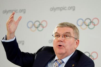 Глава МОК заговорил об олимпийском будущем киберспорта