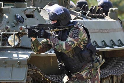 Впроцессе КТО вДагестане нейтрализован причастный кнападению наполицейских боевик