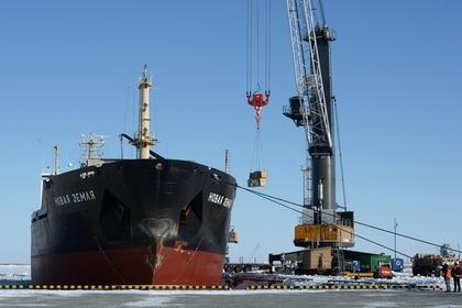 ВДании арестовали российское судно Novaya Zemlya с19 россиянами наборту