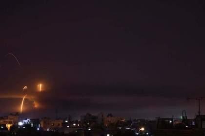 Израильские ВВС атаковали военный аэродром вДамаске