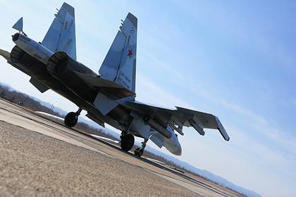 Су-35 назвали худшим кошмаром ВВС США