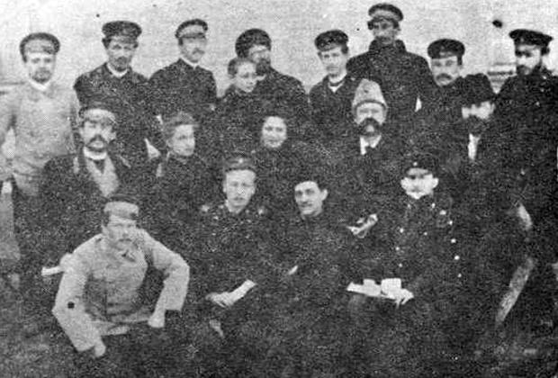Михновский и его последователи в Харькове