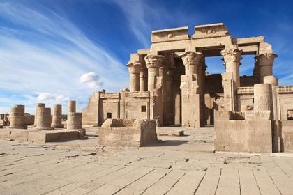 Обнаружены принадлежавшие Клеопатре древние реликвии