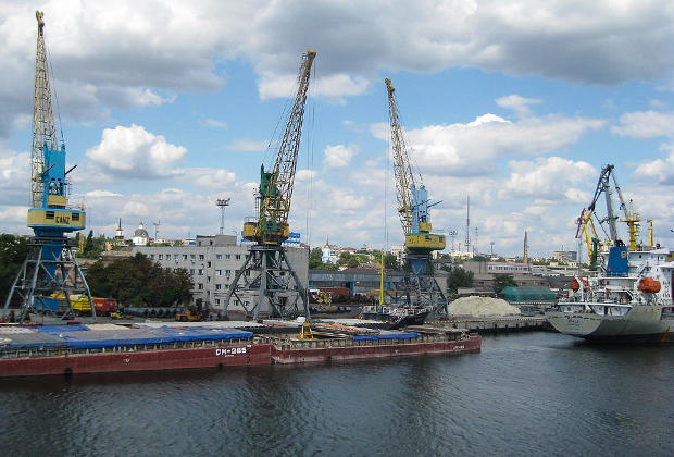 Херсонский морской порт