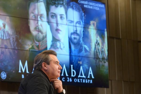 Режиссер «Матильды» Алексей Учитель