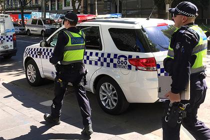 Австралиец перепутал сигарету с петардой и устроил взрыв