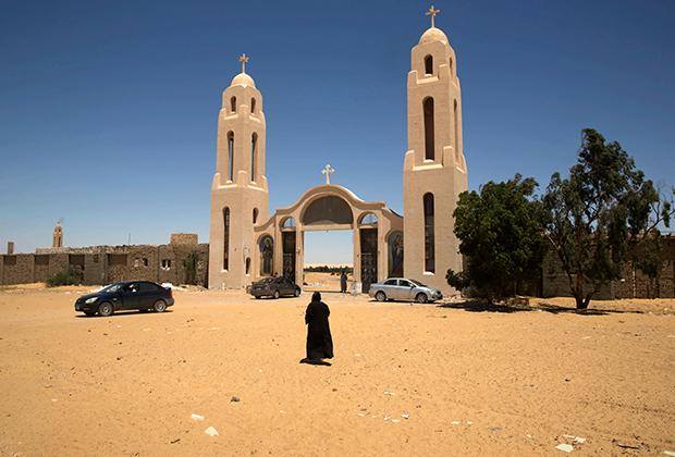 Монастырь святого Макария Великого