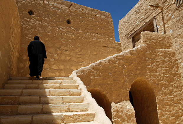 Монастырь святого Антония