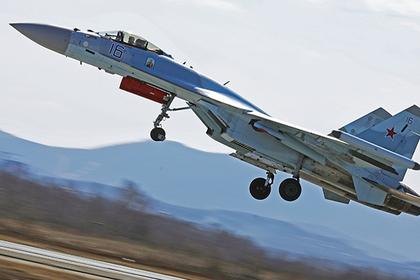Названо «ставящее в ступор» преимущество Су-35