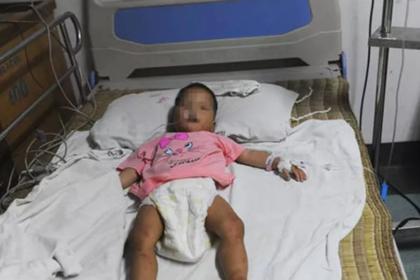 Ребенок провел четыре дня в лесу и выжил