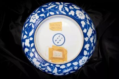 Битая тарелка с распродажи оказалась редкой находкой ценой в состояние