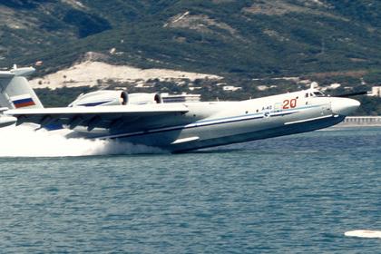 ВРФ возобновят производство крупнейшего самолета-амфибии