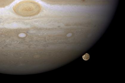 В глубинах Юпитера нашли загадочную структуру