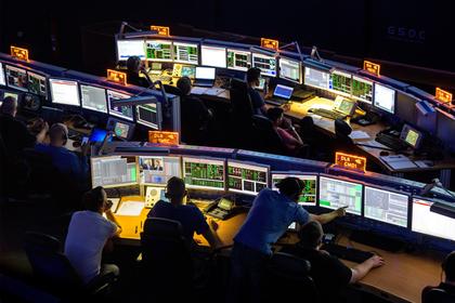 Космонавты собирают улики поделу одыре накорабле «Союз»
