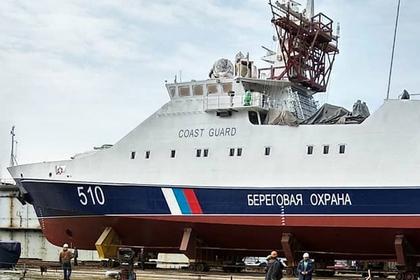 Российский «Безупречный» порежут для установки китайского дизеля