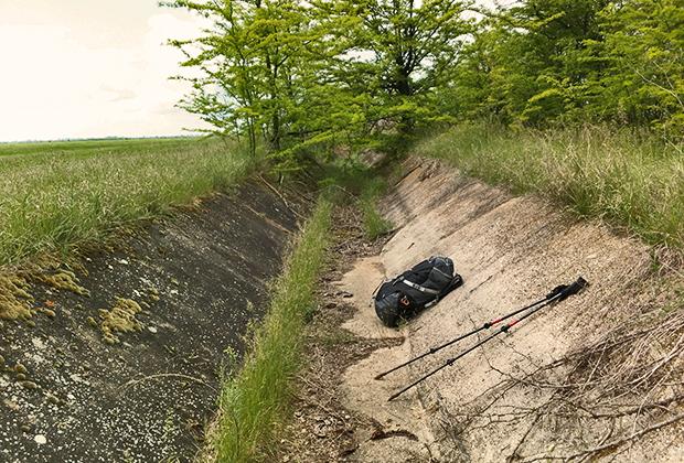 Мой геройский походный набор — палки Mountain Pro Carbon и рюкзак Nordway Hiker.