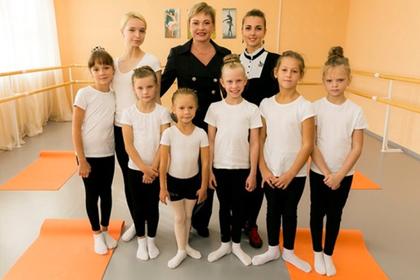 В Заполярье открылась школа классического балета