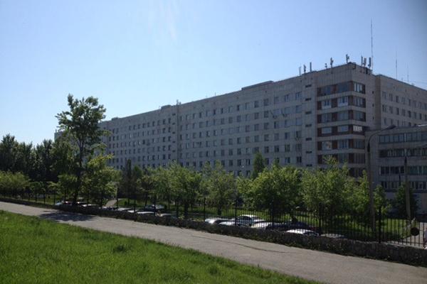 Челябинская областная клиническая больница №3
