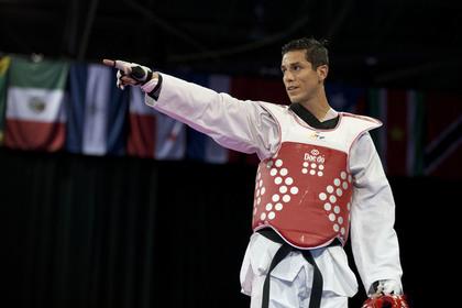 Стивен Лопес на Играх в Рио-де-Жанейро в 2016 году
