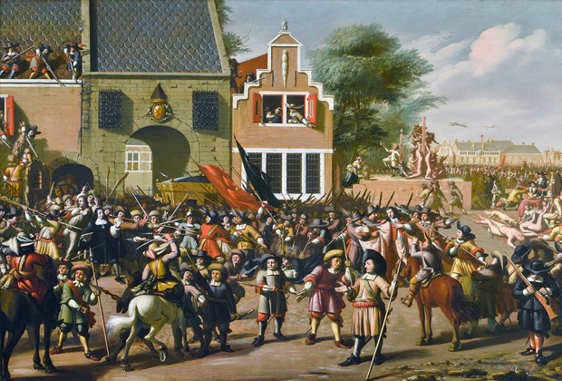 Убийство Яна де Витта