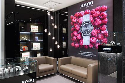 Rado открыл в Москве бутик в коричневых тонах  Часы  Ценности  Lenta.ru fd31f1864203b