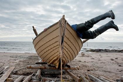 ВКрыму задержали лодку сукраинскими рыбаками