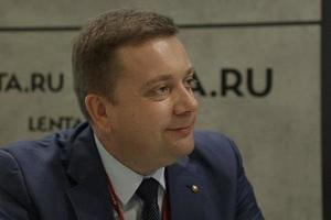 генеральный директор Фонда «Росконгресс» Александр Стуглев