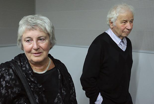 Эмилия и Илья Кабаковы