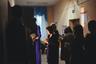Волонтеры перед выходом на сцену в интернате № 3. Они подготовили концерт для его обитателей.