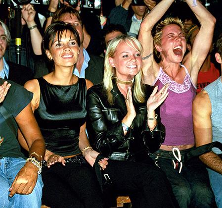 «Перчинки» были едва ли не самыми желанными гостями на всех модных показах конца 1990-х — начала 2000-х, особенно на дефиле своих соотечественников, британских модельеров. Сейчас таким же почетом и уважением из всех экс-Spice Girls может похвастаться разве что Виктория Бэкхем — впрочем, она сама стала дизайнером и устраивает собственные шоу.