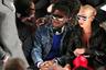 Когда Канье Уэст встречался с моделью Амбер Роуз, он выглядел несколько брутальнее, чем теперь, когда сам ходит по подиуму с детьми, фигурирует в Instagram своей жены Ким Кардашьян и занимается дизайном кроссовок.