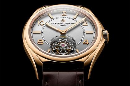 Vacheron Constantin представил новые часы с турбийоном - News2Mail ... cdd80c0a2b15c