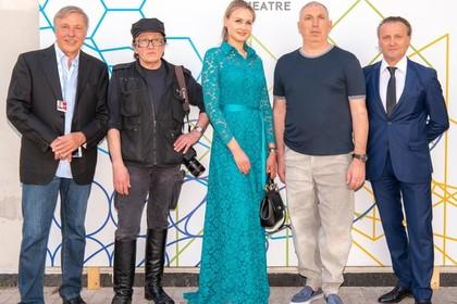 Анатолий Бальчев, Михаил Шемякин, Ая Глаголева, Алексей Антропов, Марк Ивасилевич