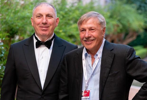 Алексей Антропов и Анатолий Бальчев