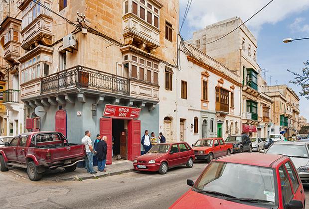 Город Флориана, Мальта