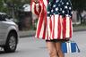 Гости недели моды недвусмысленно давали понять, что для них Америка давно уже great again.