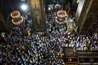 Белорусская православная церковь осудила Константинополь
