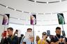 Продажи смартфонов начнутся 28 сентября по цене от 88 тысяч рублей.