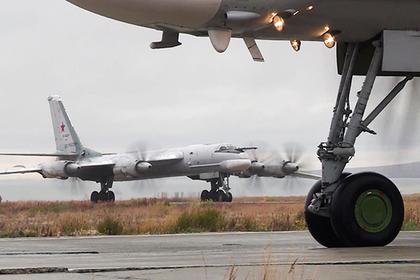В США сообщили о перехвате российских бомбардировщиков у Аляски