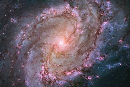 Найдена причина необъяснимой смерти галактик