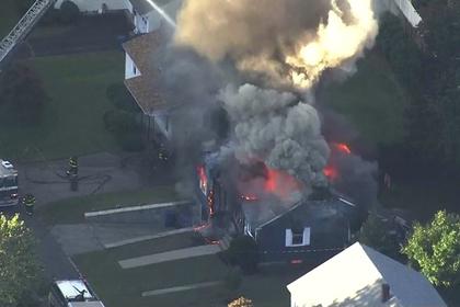 В результате утечки газа в США взорвались 35 домов