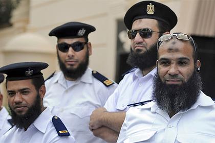 Египетским полицейским запретили бороды