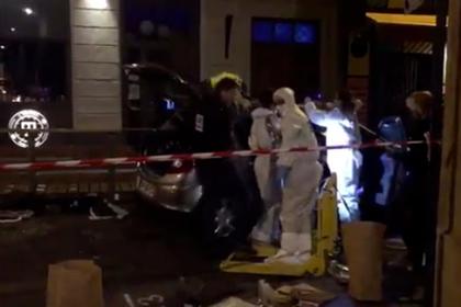 Автомобиль врезался втолпу людей воФранции: есть пострадавшие