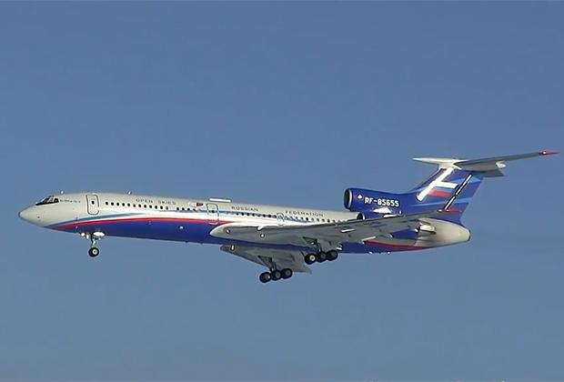 Ту-154М-ЛК-1