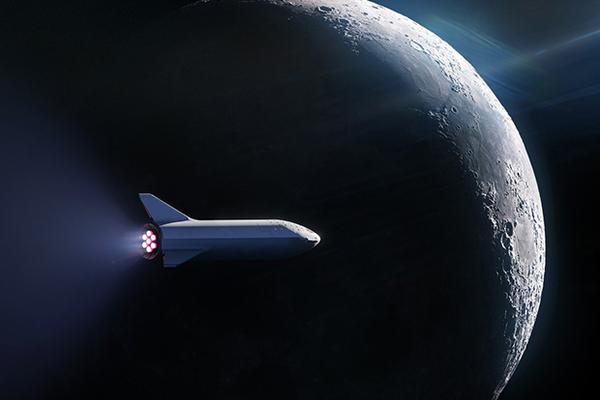 SpaceX выбрала первого космического туриста