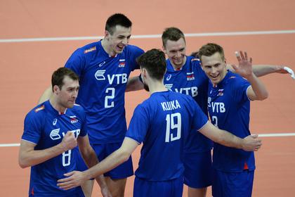 Сборная России по волейболу установила рекорд чемпионатов мира