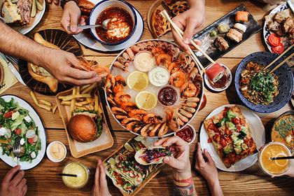 Москвичам предложили бесплатную корейскую еду