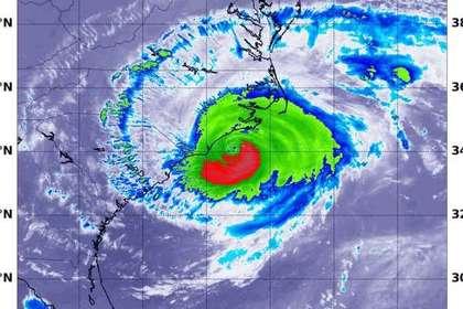 В появлении урагана «Флоренс» обвинили людей