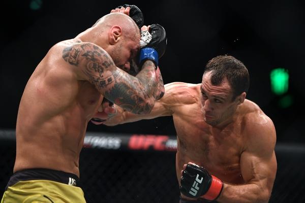 UFC взорвал Москву. Тысячи зрителей не пожалели  Бокс и ММА  Спорт ... 769d5083ebd
