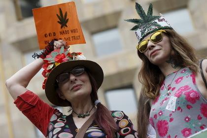 ВГрузии собрались одолеть бедность при помощи экспорта марихуаны